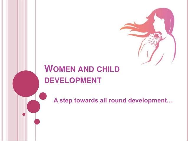 Women and child welfare