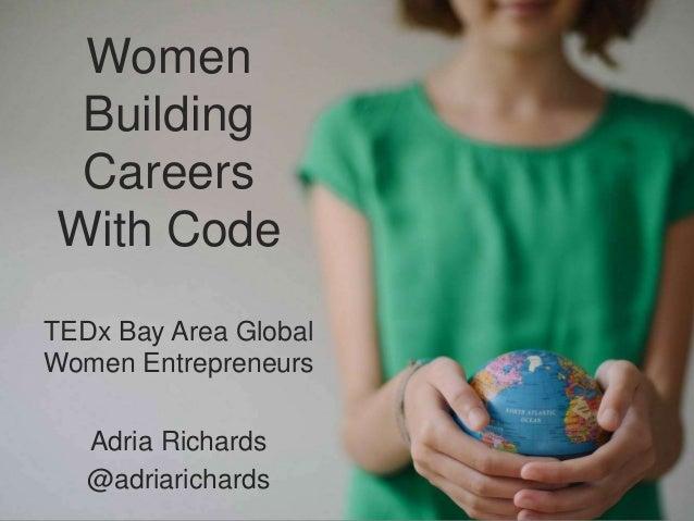 Women Building Careers With Code