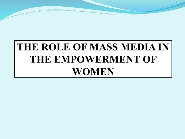 an introduction to the womans view in a subjugated role Living the legacy: the women's rights movement — in view of the unjust laws above mentioned, and because women do feel themselves aggrieved and that women's roles should be limited to fixing food and running mimeograph machines.