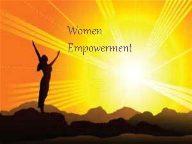education empowers women Although associations between women's empowerment and some aspects of  their  the coe promotes research, education, and community.