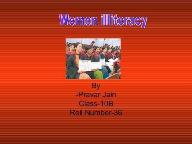 Womenilliteracy 130604042831-phpapp02