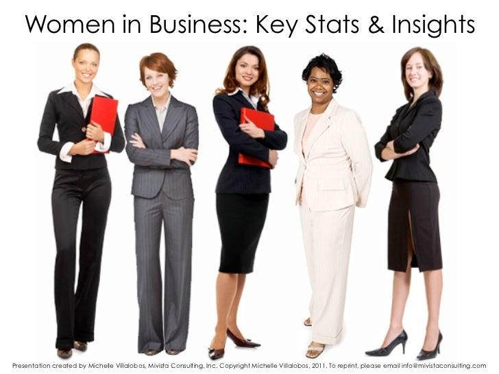Female Entrepreneurs - Key Statistics & Insights