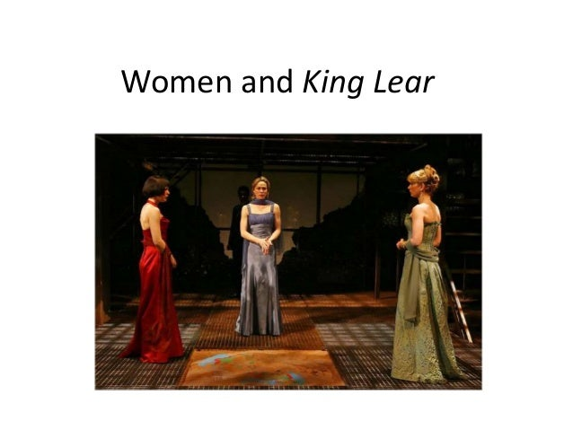 blindness thesis king lear