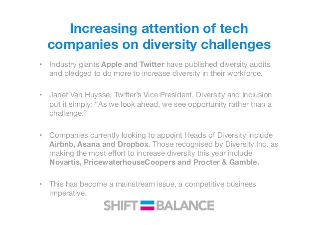 diversity of pricewaterhousecooper Pwc's diversity recruiting priorities september 1, 2015 expand our reach through alliances broadening focus areas of diversity enlist people to.