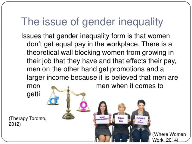 gender inequalities in the workplace Gender equality in the workplace 2016 - who is affected - read this article along with other careers information, tips and advice on guardian jobs.