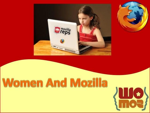 WoMoz - Women Mozilla