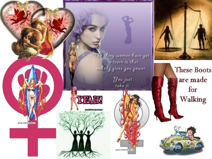 Women Of Strength & Substance ~ Past & Present