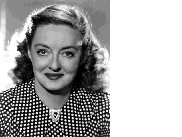 """Bette Davis """"When a man gives his opinion, he's a man. When a woman gives her opinion, she's a bitch"""""""
