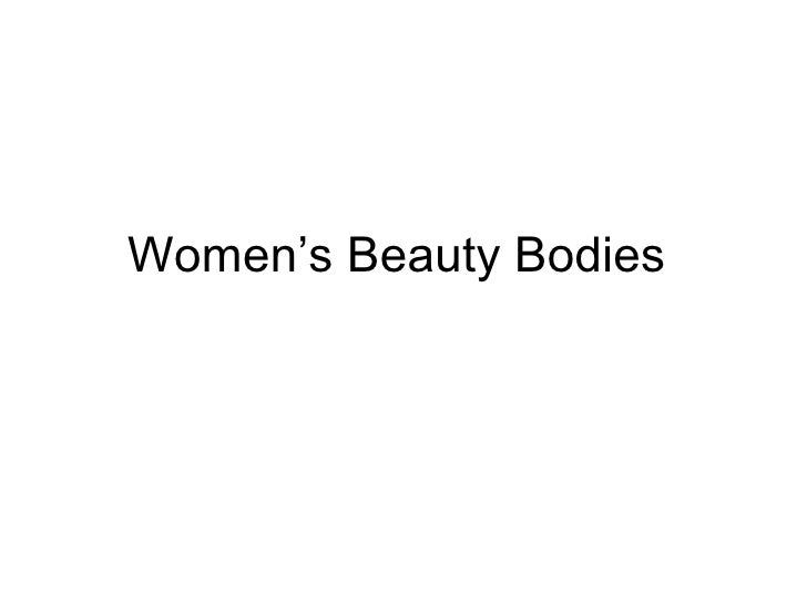Women's Beauty Bodies