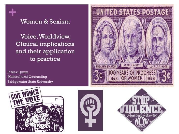 Women & Sexism