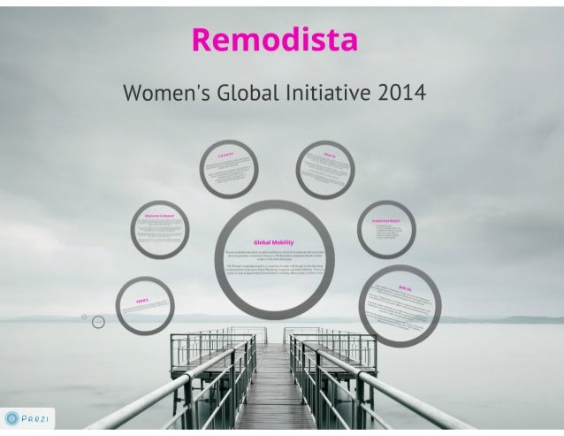 Remodista: Women's Global Initiative 2014