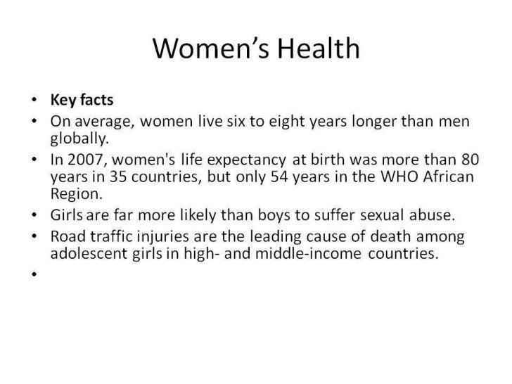 Women\'s Health