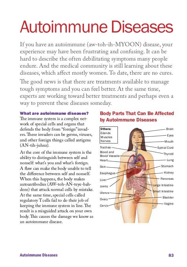 Global Medical Cures™ | Women's Health- AUTOIMMUNE DISEASES