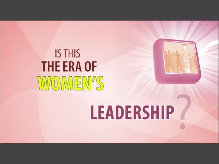 Is This The Era Of Womens Leadership? Statistics & Review (Mapsofworld.com)