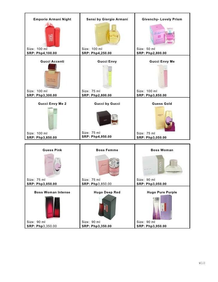 Womens Perfume 3