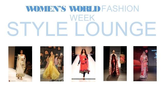 Women's world fashion show