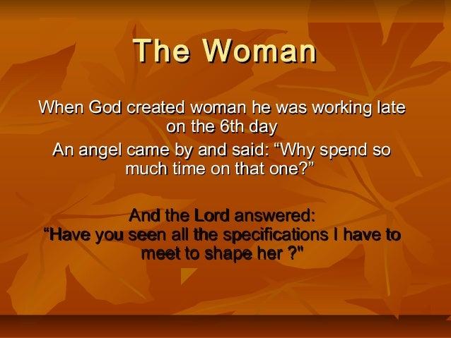 Women their worth