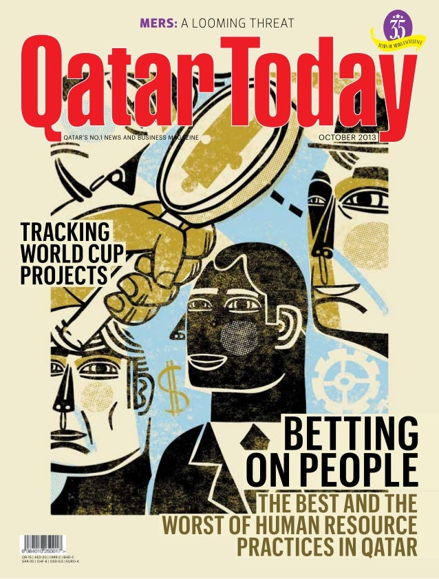 58 > qatar today > october 2013 H owever, technical vocational ed- ucation and training (TVET) has not been a significant ...