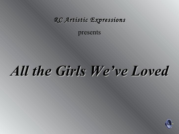 Women We Ve Loved