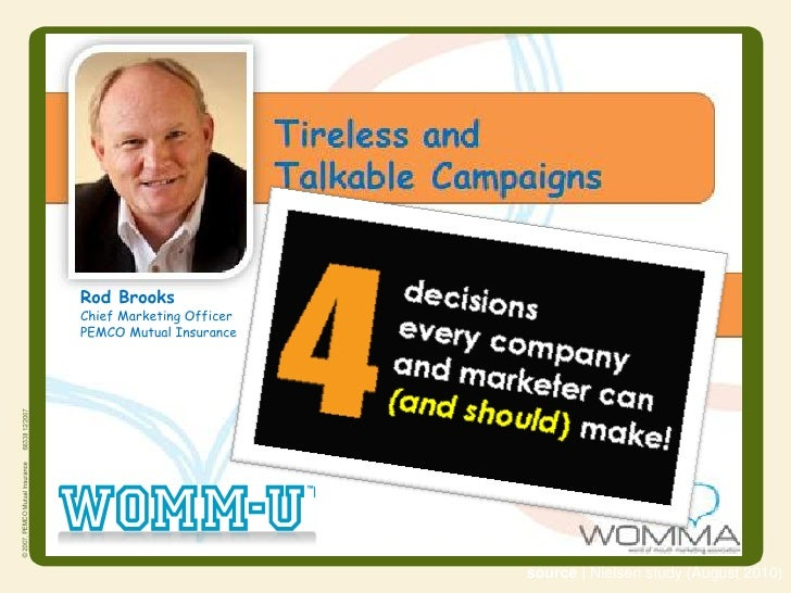 Tireless and Talkable Campaigns