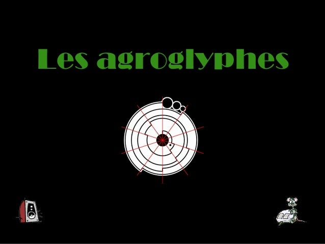 Les agroglyphes