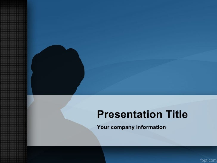 Presentation TitleYour company information