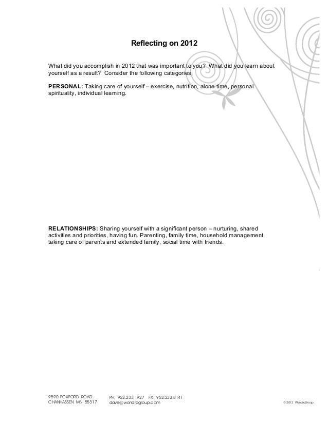 Wondra group planner for 2013