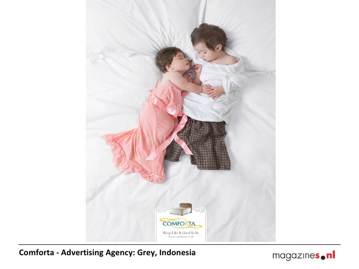 Comforta -  Advertising Agency: Grey, Indonesia