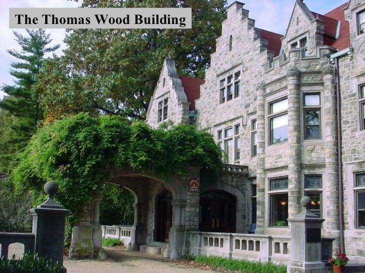 Wood building (part 1)