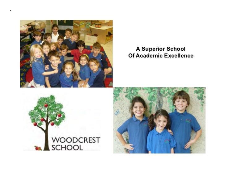 Woodcrest Elementary School - Kindergarten-5th Grade