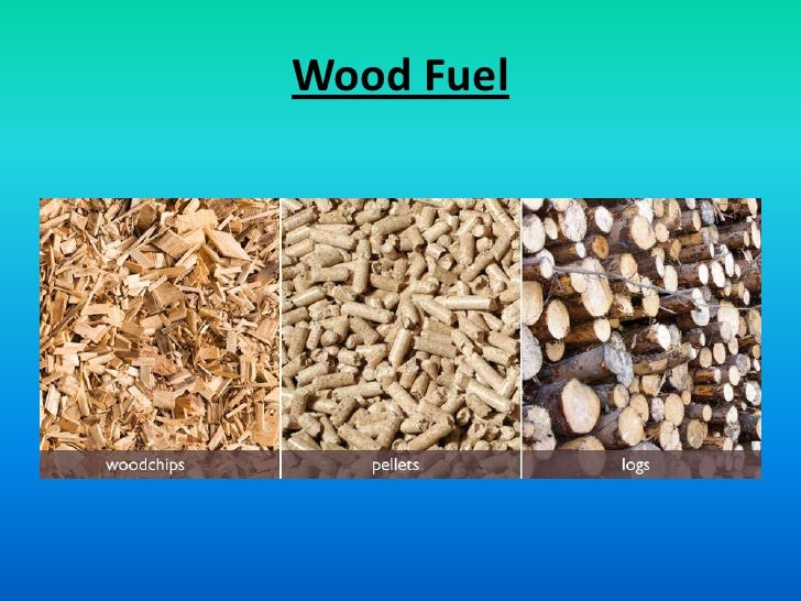 Wood fuel presentation(davido s)