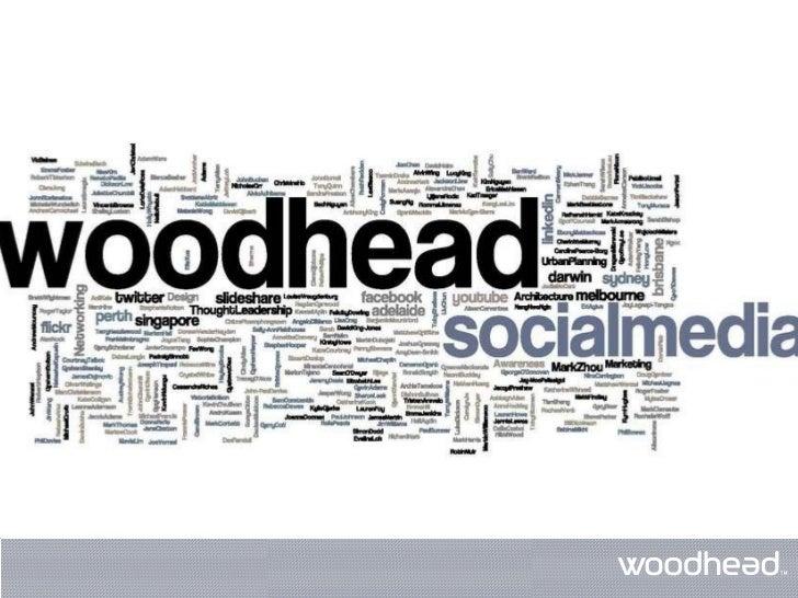 Woodhead social media 2010