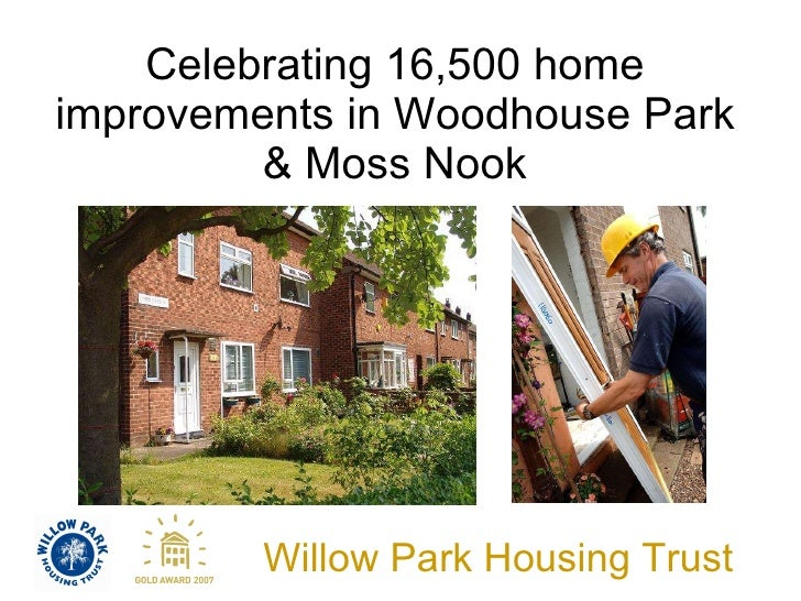 Celebrating 16,500 home improvements in Woodhouse Park & Moss Nook