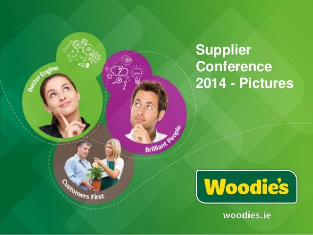 Woodie's Supplier Conference 2014 - Pictures