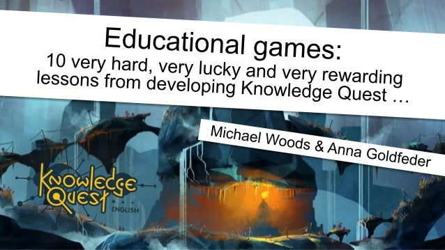 Michael Woods and Anna Goldfeder G4C ANZ Presentation