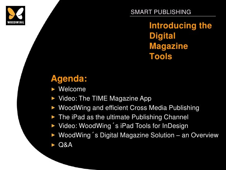 SMART PUBLISHING                               Introducing the                              Digital                       ...