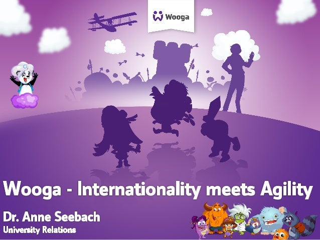 Wooga: Internationality meets Agility @Zutaten 2013