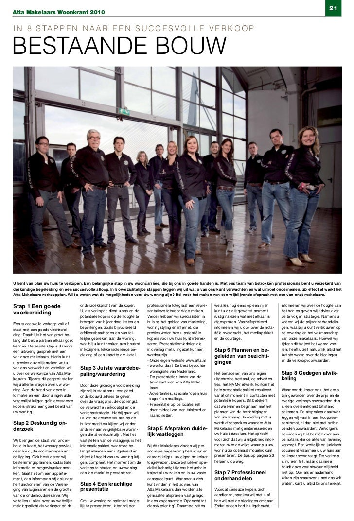 Atta Makelaars Woonkrant 2010 - pagina 21 t/m 40