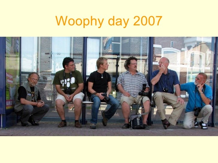 Woophy day 2007