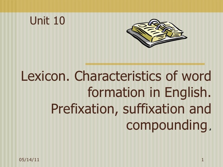 Word formation-in-english3443