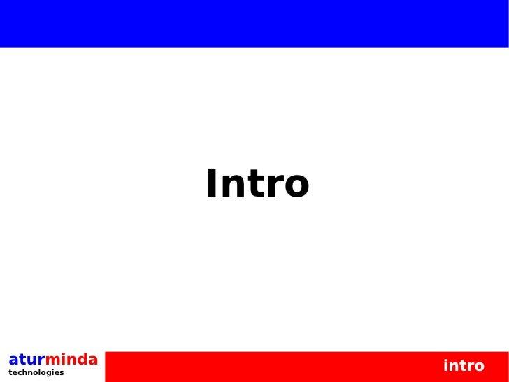 Intro    aturminda              intro technologies