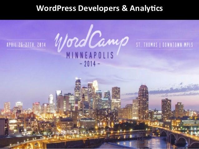 Implementing Google Analytics in WordPress