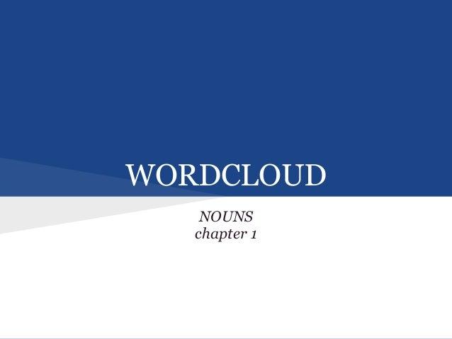 Wordcloud noun1