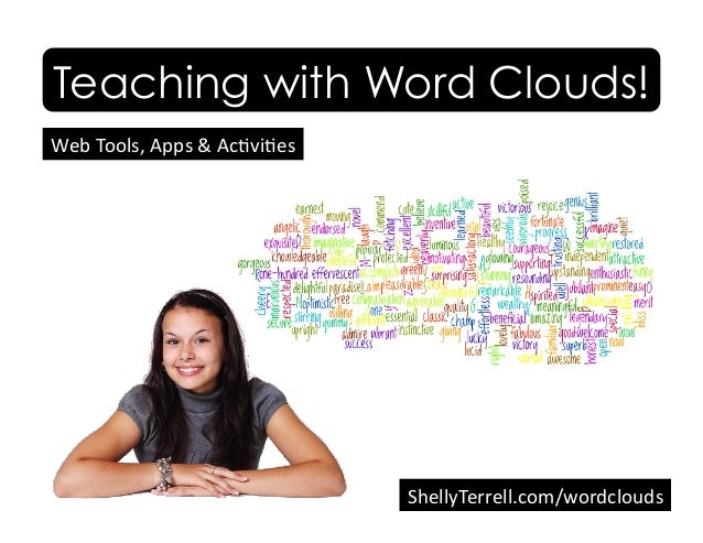 Teaching with Word Cloud Tools