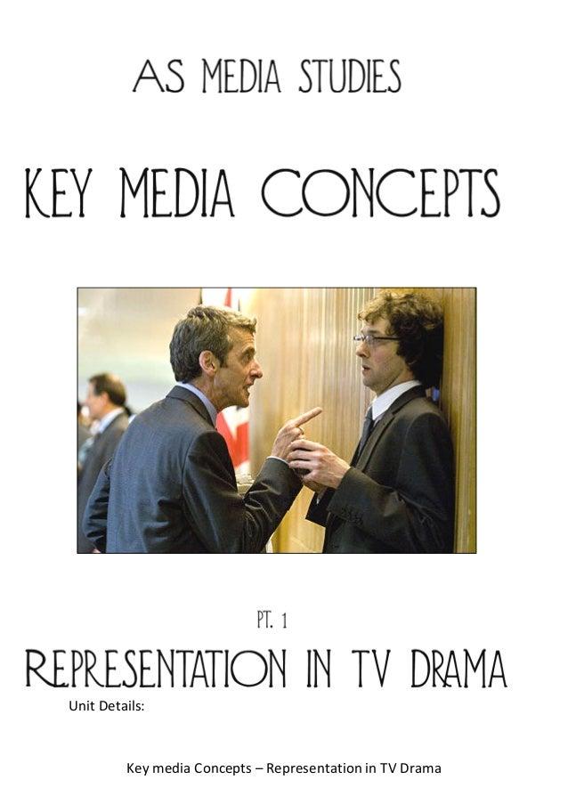 Unit Details:         Key media Concepts – Representation in TV Drama