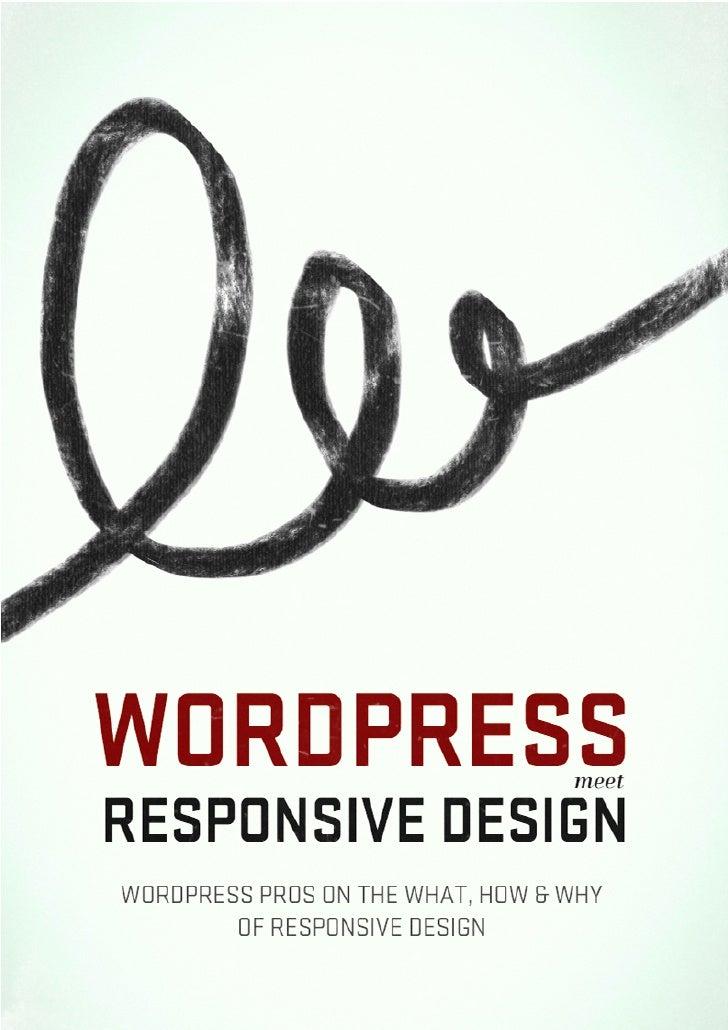Wordpress Responsive Web Design