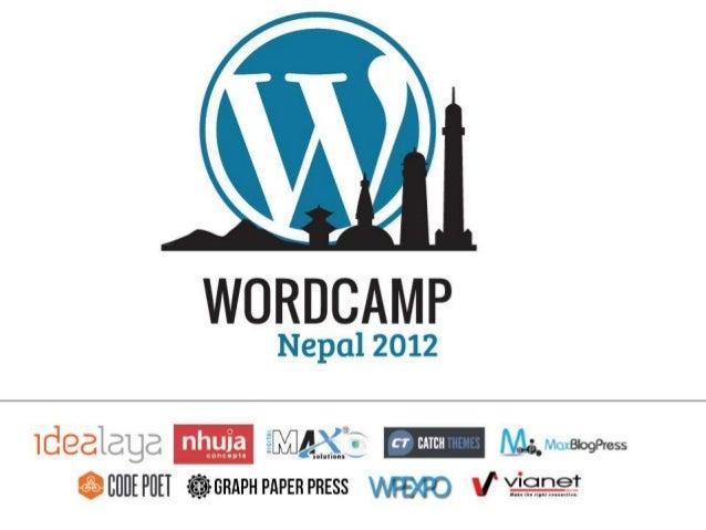 Optimizing &Speeding Up aWordPress Site