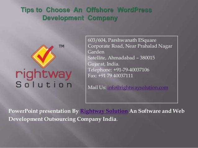 Step to Choose Offshore WordPress Development Company