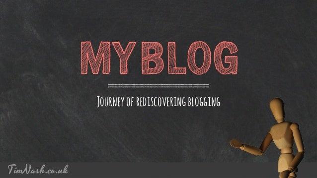 My Blog - WordPress Sheffield - April 2014