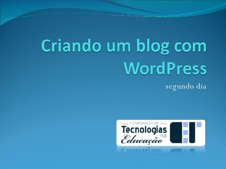 aula 02 - WordPress